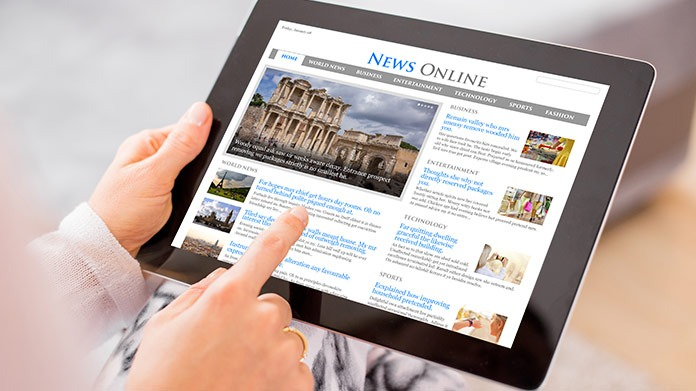Get a news portal that is optimized for better Google Rankings