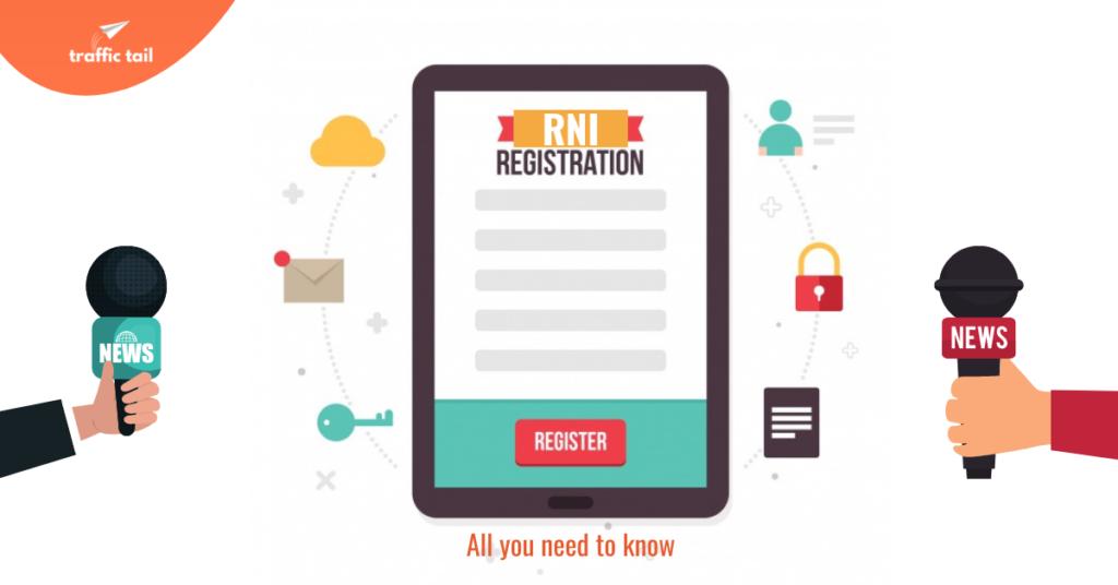 rni registration for online news portal