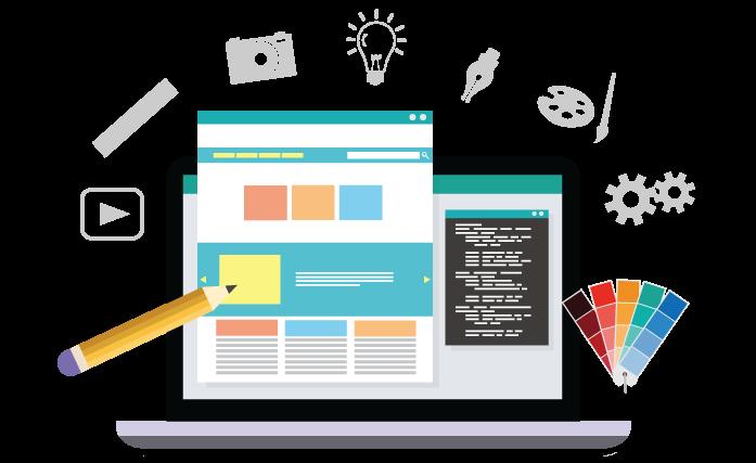 landing page development company