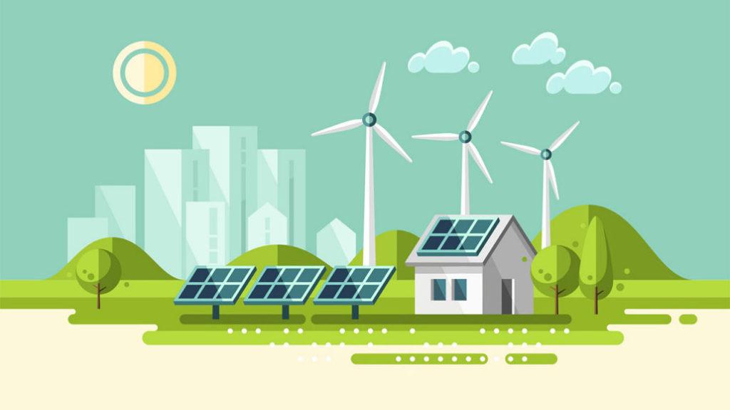 benefits of solar panel business