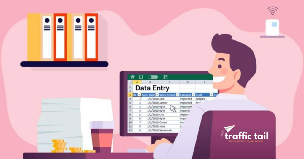 How to start a Data entry business