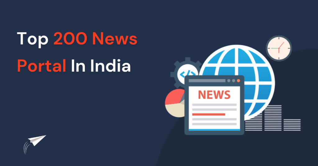 Top 200 news portal in India