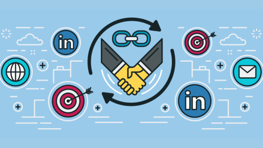 linkedin automation tools for business network