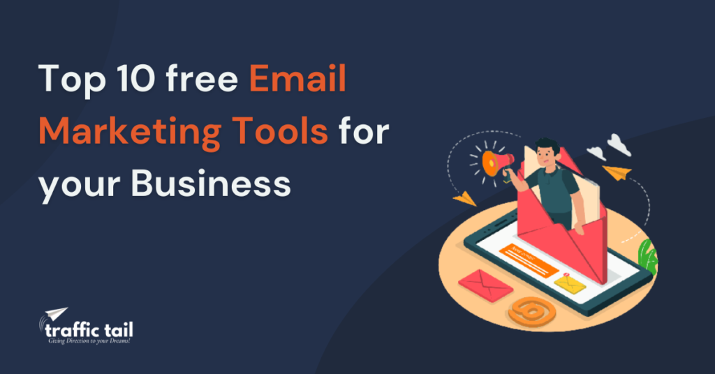 top 10 free email marketing tools