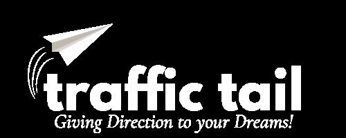 Traffic Tail Logo Light