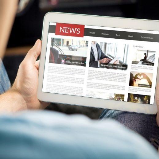 News Portal Website Development